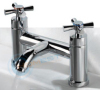 Deck Mounted Bath Filler taps mixer