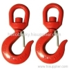 U.S TYPE SWIVEL SELF-LOCKING HOOK