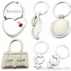 Fashion Metal Key chain