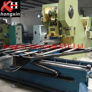 Perforated Metal Sheet Machines