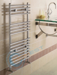 Overlapped Stainless steel Heated Towel Rails