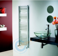 Flat tube Stainless Steel Towel Radiators