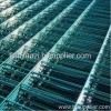 pvc coating welded fence mesh