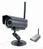 2.4G Wireless Outdoor IR weatherproof CCD Color Camera Kit