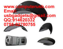 2.4G Wireless Mouse Foldable
