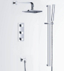 Concealed Shower mixer set