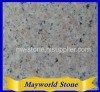 G681 shrimp red granite slab