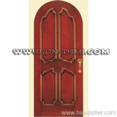 european wood door