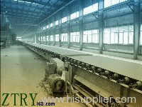 paper faced gypsum board production line