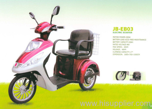 350 W ELECTRIC SCOOTER