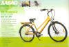 Electric city bike 36V 10AH lithium battery