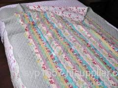 1033( In Stock)Quilt cover/1pcs Bedding / Cotton Quilt/ /mat/modern quilt