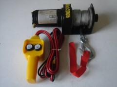 ELECTRIC WINCH FOR ATV