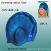 Swimming cap,silicone swimming cap,lycra swimming cap,latex swimming cap