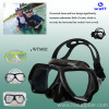 Scuba diving mask,Mares diving mask,diving equipment,snorkeling mask