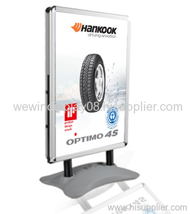 outdoor poster stand,double sided poster stand