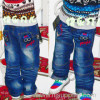 kids fashion jean trousers