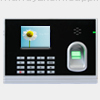 ZKS-iColor7 Color TFT time attendance and access control system