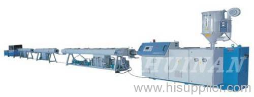 ppr water pipe extrusion production line