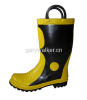 Rubber Boots For Fireman