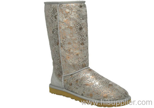 UGG 5998 silvery Women's Classic Tall Fancy Boot