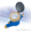 Multi-Jet Rotary Vane Wheel Dry-Dial Type Cold(Hot) Water Meter