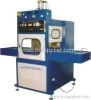 Manual sliping high frequency welding and cutting machine