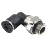 Male Elbow pneumatic tubing fittings