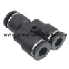 Reducer Y plastic tubing fittings