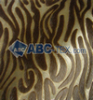 artificial leather flocking fabric