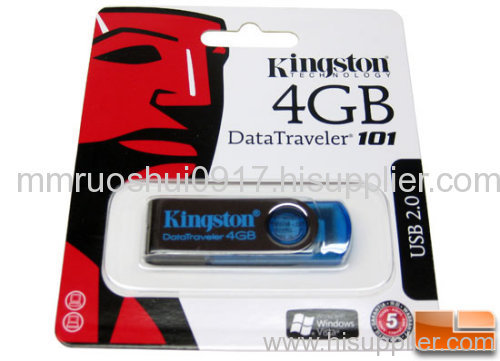 Kingston Full 4GB USB Flash Memory
