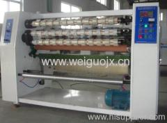 BOPP adhesive tape slitting rewinding machine