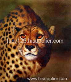 classical animal oil painting