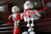 Christmas Snowman Decoration Lamp