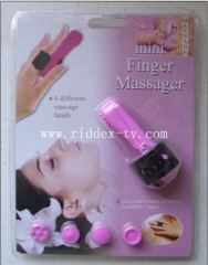 Portable Mini Finger Massager