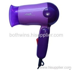 foldaway hair dryer