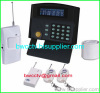 Wireless GSM intelligent burglar alarm system