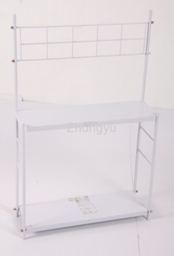 iron folding shelving units