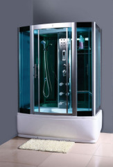 self-assembling Shower Enclosure