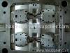 Automobile plastic injection mould