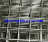 Black Iron Wire Welded Wire Mesh Panel