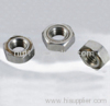 Stainless Steel Hexagon weld nut