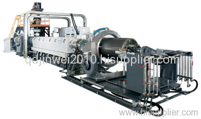foam sheet extrusion machinery