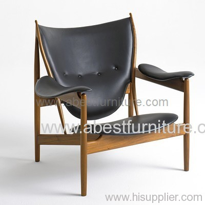 Wooden chair Finn Juhl Chieftains Chair