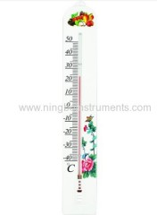 luxurious plastic thermometer