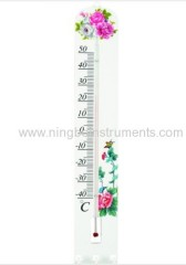 new plastic thermometer
