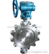 Wafer & Lug Type Butterfly Valve