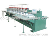 Goldenlasre Ten head laser embroidery cutting machine