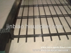 8/6/8 & 6/5/6 Double Wire Fence Panel