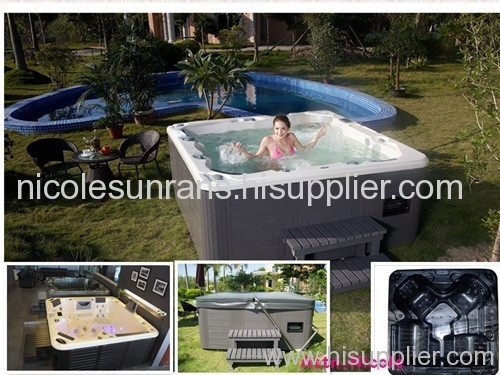 Hot tub bath tub jacuzzi SR-838